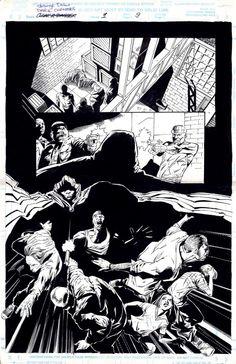 Strange Tales: Dark Corners #1,pg.9 Comic Art