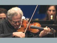 """Meditation Thais Opera,"" Itzhak Perlman ~ Live at Lincoln Center, September 2012 ... probably my favorite violin piece"