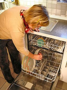 Poudre pour lave-vaisselle faite maison