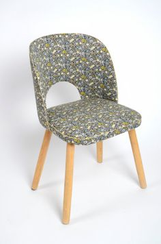 Authentique chaise cocktail enfant vintage par Entredeuxchoses, €190.00