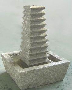 Pedras Decorativas: Fontes para decorar um jardim