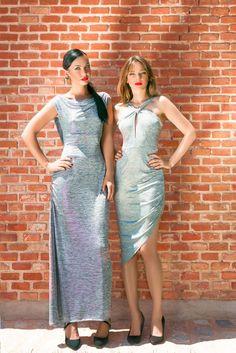 Remixance Liza and Marta dresses