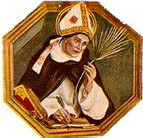 St. Albert the Great, a Doctor of the Church, is the patron of scientists and philosophers. His boundless interests prompted him to write a compendium of all knowledge: natural science, logic, rhetoric, mathematics, astronomy, ethics, economics, politics and metaphysics. His explanation of learning took 20 years to complete. He was convinced that all creation spoke of God and that the tiniest piece of scientific knowledge told us something about Him. In creation, St. Albert saw the hand of G...