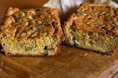 Pâine paleo (fără gluten) cu dovleac și semințe