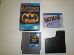Batman (Arcade, for sale online Games Box, Comic Games, Games Consoles, Video Game Console, Arcade, Video Games, Nintendo, Batman, Comics
