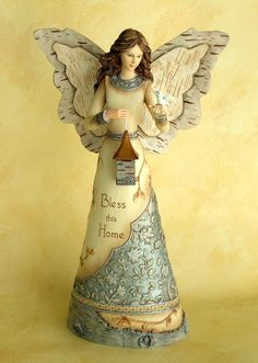 Angel - Bless This Home / Figurine   Currently $35.99    Bless This Home