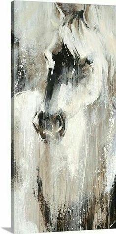 Prairie III Prairie III Johann Faber Phantasie Edmunds captures the mystical beauty of a wild White horse in this gorgeous Contemporary nbsp hellip Painting horse Horse Drawings, Contemporary Abstract Art, Animal Paintings, Horse Paintings, Abstract Horse Painting, White Horse Painting, Modern Paintings, Horse Artwork, Abstract Paintings