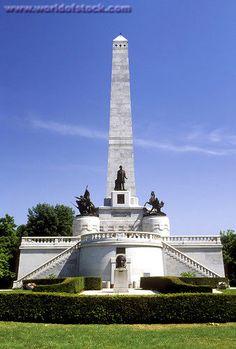 Lincoln's Tomb Springfield IL