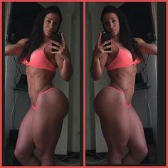 A picture of Ana Cozar. This site is a community effort to recognize the hard work of female athletes, fitness models, and bodybuilders. Selfies, Women's Muscular Legs, Strong Women, Fit Women, Buff Bunny, Fitness Motivation Pictures, Muscle Fitness, Fit Chicks, Athletic Women