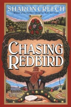 Books: Chasing Redbird (Book) by Sharon Creech (Author) I Love Books, Great Books, Books To Read, My Books, Sharon Creech, Book Authors, Book Worms, Childrens Books, The Book
