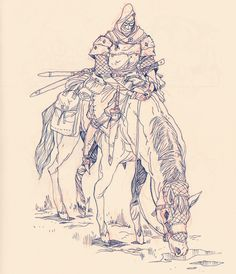 junk gallery | some knights and scavengers