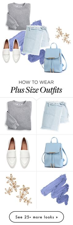 """""""A day to myself"""" by ratsame on Polyvore featuring Blair, Sandy Liang and Bonheur"""