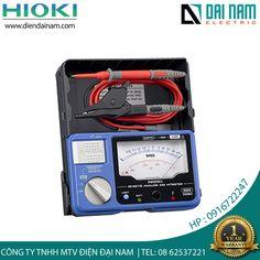 Hioki 4016-20 đo điện trở cách điện dạng kim