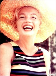 Marilyn Monroe. Smile and be bright, people will eventually forget your mistakes and your bad moments but they will never forget your smile