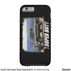 2013 F-250 Super Duty SuperCab XLT Tough iPhone 6 Case