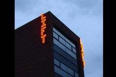 Lift lichtreclame Neon Signs, Led