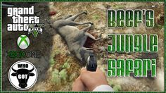 "GTA V Xbox One ""GTA 5 Beef's Jungle Safari"" GTA5 Hunting Xbox One Gameplay"