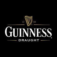 guinness logo black