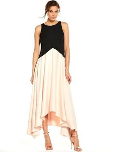 Coast Maxi Dress Block Cocktail Party Fishtail Lea Occasion Evening 8 to 12 £179 #Coast #Maxi #PartyCocktail