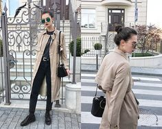 Get this look: http://lb.nu/look/8711007  More looks by Daria Moysa: http://lb.nu/dariamoysa  Items in this look:   Dresslily Trench Coat, Zaful Sunglasses   #chic #minimal #street