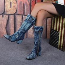 Yivette Botas Black Round Toe Chunky Heel Vintage Botas – yivette Chunky Heels, Boots, Casual, Vintage, Black, Street Style, Fashion, Shopping, Woman Clothing
