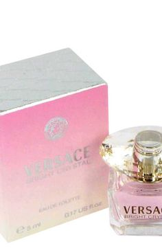 Free Giveaway: VERSACE Bright Crystal 0.17 oz Mini EDT Perfume    Enter Here: http://www.giveawaytab.com/mob.php?pageid=1415135992042115