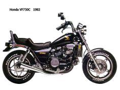 Honda V45 Magna