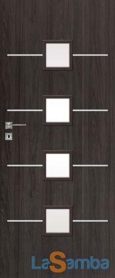 Interiérové dveře DRE GALERIA ALU 23 | LaSamba.cz Shelving, Home Decor, Shelves, Decoration Home, Room Decor, Shelving Units, Home Interior Design, Shelf, Home Decoration