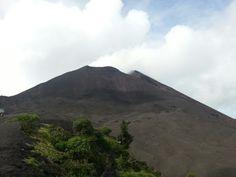 Pacaya vulcano. Antigua - Guatemala