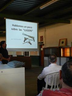 Charlas y conferencias II Expocampeonato de pistola Histórico-Militar