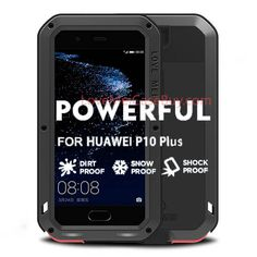 Love Mei Powerful Huawei P10 Plus Protective Case