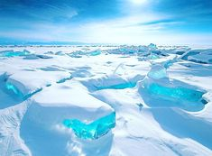 Ice Pictures, Winter Pictures, Beautiful Places, Beautiful Pictures, Winter Scenery, Fantasy World, Places Around The World, Natural Wonders, Amazing Nature