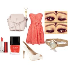 """""""Retro Romantic"""" by nikolett-kiss on Polyvore You are find the brands and the prices on Polyvore."""
