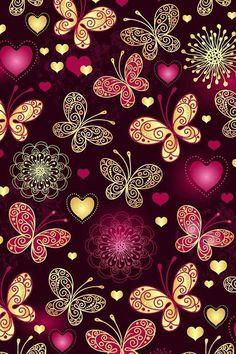Mobile wallpaper📱 - 9 ꭻ ( wꮝꭹꮎ ) ( ꮻ ꭰ - sharechat Heart Wallpaper, Butterfly Wallpaper, Cute Wallpaper Backgrounds, Cellphone Wallpaper, Pretty Wallpapers, Colorful Wallpaper, Screen Wallpaper, Mobile Wallpaper, Iphone Wallpaper