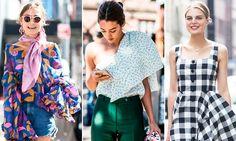 Prepárate para el verano: 12 tendencias que triunfarán según el 'street style'