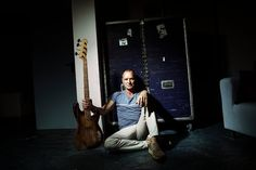 """Sting's new musical, """"The Last Ship,"""" is headed to Broadway."""