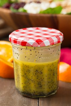 Orange Poppy Seed Dressing | Cooking Classy