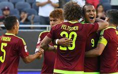 Venezuela busca avanzar en la clasificatoria Rusia 2018 frente a Uruguay