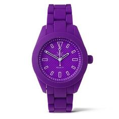Toy Watch Quartz Velvety Purple Dial Women's Watch VV11VL
