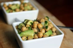 A simple yet super healthy side dish (or main meal!)