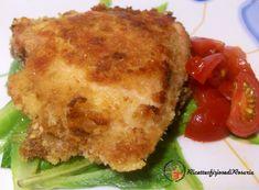 Sovracosce di pollo impanate al forno - ricetta dietetica