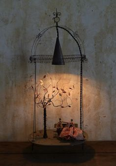 magical designs from Pascale Palun via my french country home....