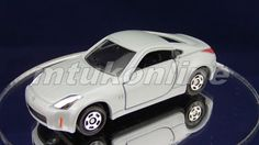 TOMICA 055G NISSAN FAIRLADY 350Z Z33 | 1/58 | 55G-1 | MAT GREY | 2001 CHINA Old Models, Diecast, Nissan, Auction, China, Cars, Grey, Vehicles, Collection
