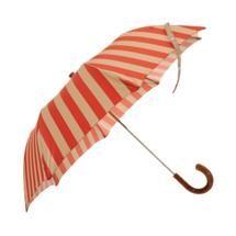 Barneys New York Awning Stripe Folding Umbrella