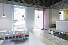 La Piadina Cambados by NAN Architects, Cambados – Spain » Retail Design Blog
