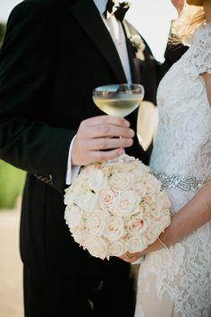 Wedding Bouquet I Photography: Chloé Brown I Planning & Design: Lavender & Rose