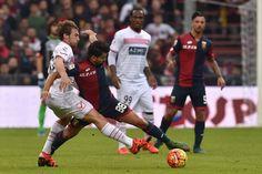 Carpi slår Genoa med 2-1 i Genova