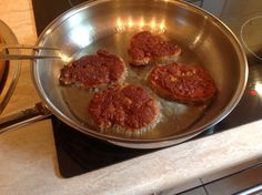 Der Apfel Vegetarier... nun Veganer: So gelingen himmlisch deftige Seitan Steaks