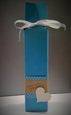 Envelope Punchboard, Dekorative Box, Monika Pfaffenzeller