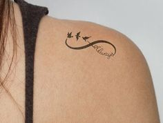 Tatuagens de pássaros